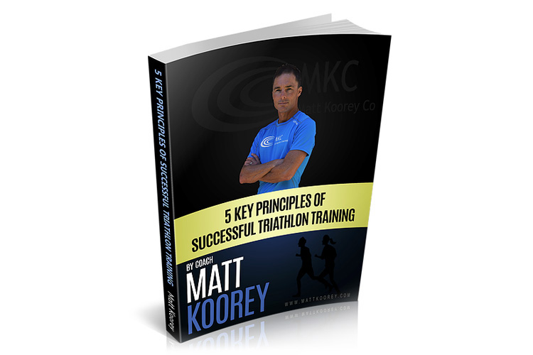 5 Key Principles of Successful Triathlon Training - Free eBook
